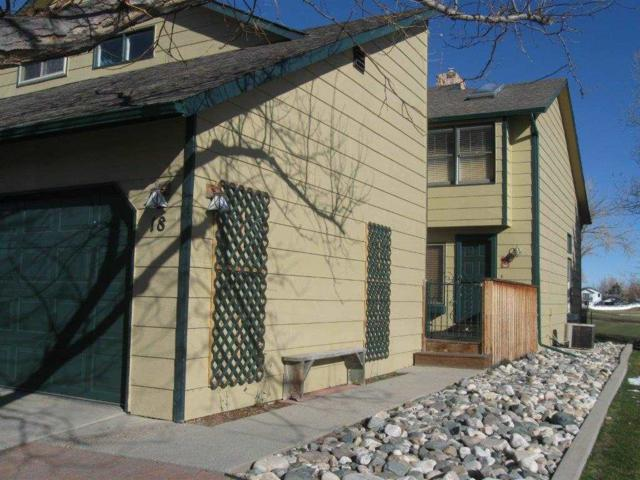 291 Indian Paintbrush St #18, Casper, WY 82604 (MLS #20190941) :: RE/MAX The Group