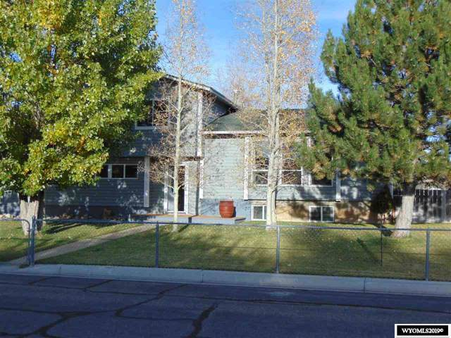 126 Independence Drive, Evanston, WY 82930 (MLS #20191017) :: RE/MAX The Group