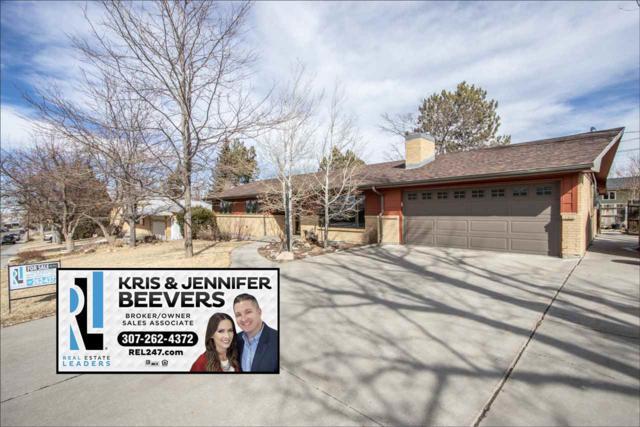 1461 Nottingham Drive, Casper, WY 82609 (MLS #20191036) :: Lisa Burridge & Associates Real Estate