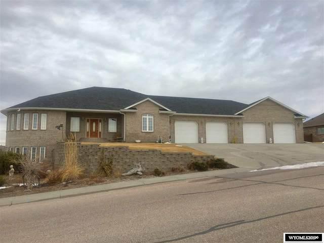 2127 Grandview Drive, Torrington, WY 82240 (MLS #20191038) :: Lisa Burridge & Associates Real Estate