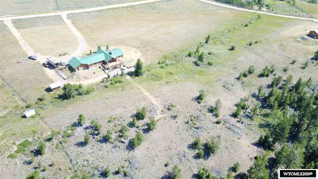 00 Soda Springs Drive, Dubois, WY 82513 (MLS #20191061) :: RE/MAX The Group