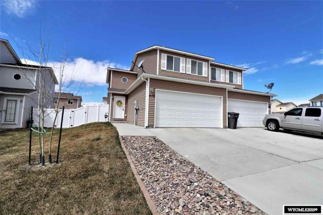 616 Rampart Drive, Rock Springs, WY 82901 (MLS #20191146) :: RE/MAX The Group