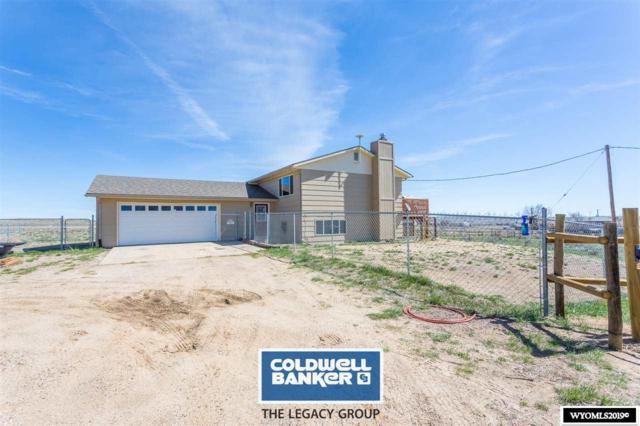 38 N Badger Road, Rolling Hills, WY 82367 (MLS #20191150) :: Lisa Burridge & Associates Real Estate
