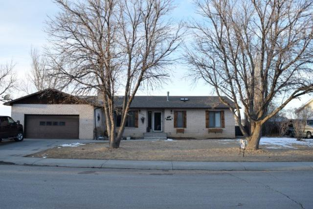 332 Williams Way, Glenrock, WY 82637 (MLS #20191159) :: RE/MAX The Group