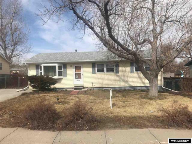 1924 Lennox Avenue, Casper, WY 82601 (MLS #20191207) :: Lisa Burridge & Associates Real Estate