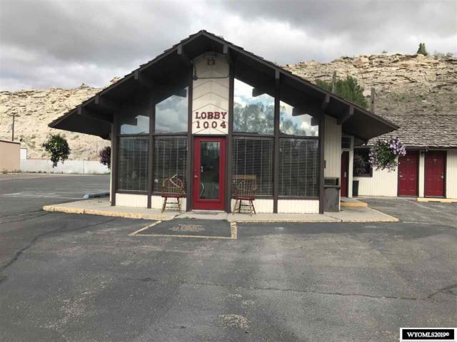 1004 Dewar, Rock Springs, WY 82901 (MLS #20191311) :: RE/MAX The Group