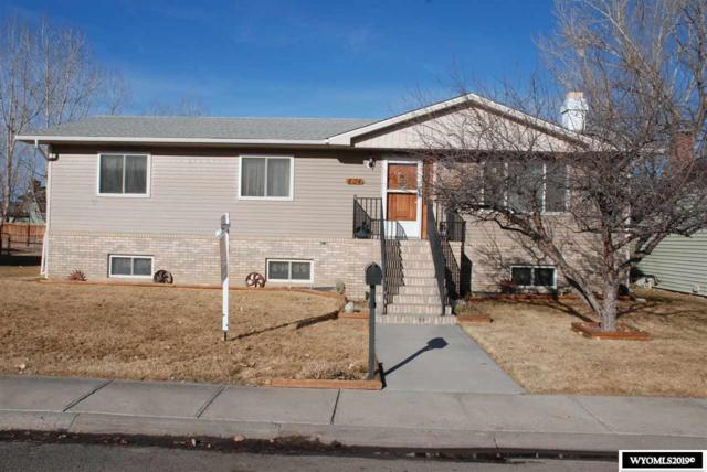 404 S 22nd Street, Worland, WY 82401 (MLS #20191333) :: RE/MAX The Group