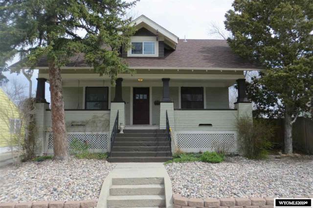 1229 S Spruce Street, Casper, WY 82601 (MLS #20191357) :: Real Estate Leaders