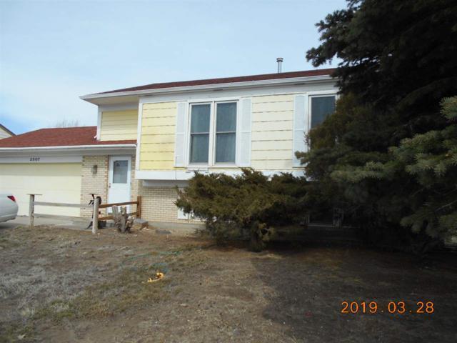 2507 Cutty Sark Boulevard, Rawlins, WY 82301 (MLS #20191485) :: Lisa Burridge & Associates Real Estate