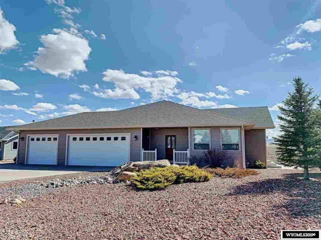 585 S Pinnacle Drive, Buffalo, WY 82834 (MLS #20191511) :: RE/MAX The Group