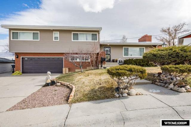 1941 Opal, Rock Springs, WY 82901 (MLS #20191558) :: Real Estate Leaders