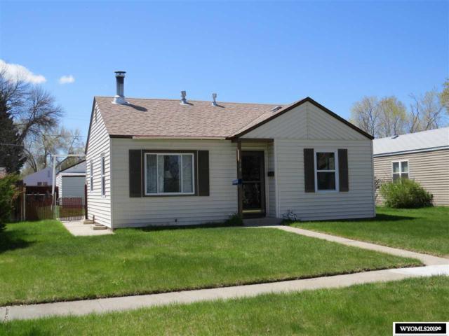518 N 3rd St E, Riverton, WY 82501 (MLS #20191560) :: Lisa Burridge & Associates Real Estate
