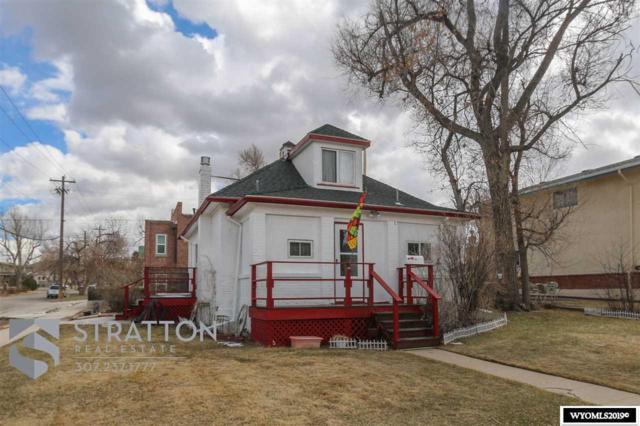 305 S Kimball, Casper, WY 82601 (MLS #20191589) :: Real Estate Leaders