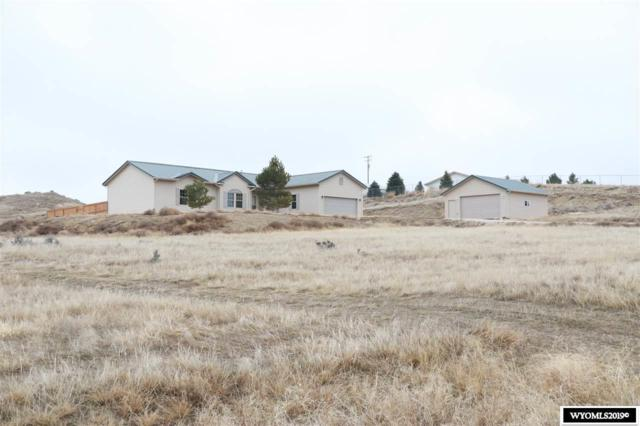 12 Peirce Court, Glenrock, WY 82636 (MLS #20191630) :: RE/MAX The Group