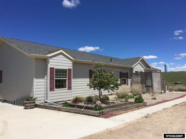 5897 Moki, Casper, WY 82604 (MLS #20191633) :: Real Estate Leaders