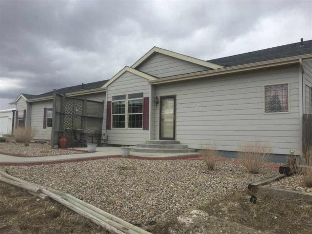 5897 Moki, Casper, WY 82604 (MLS #20191634) :: Real Estate Leaders