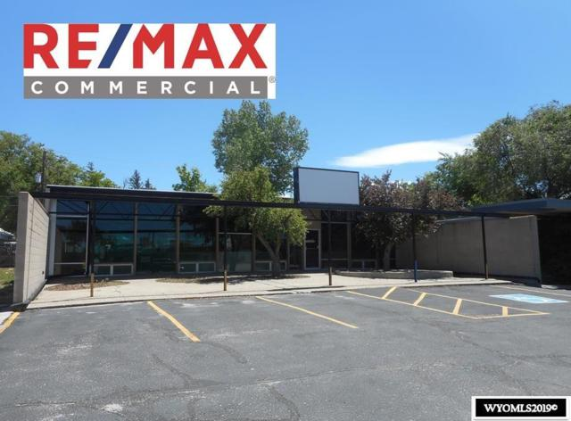 829 Cy Avenue, Casper, WY 82604 (MLS #20191654) :: Lisa Burridge & Associates Real Estate
