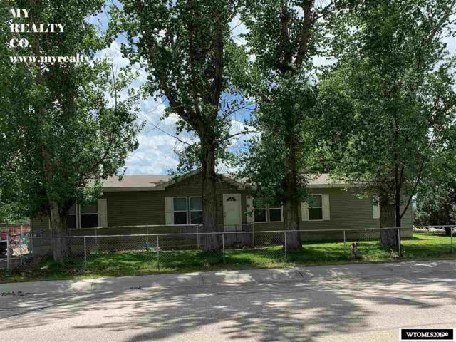 1105 S 5th Street, Douglas, WY 82633 (MLS #20191689) :: Lisa Burridge & Associates Real Estate