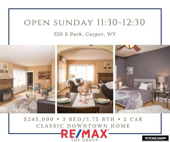 550 S Park Avenue, Casper, WY 82601 (MLS #20191693) :: RE/MAX The Group