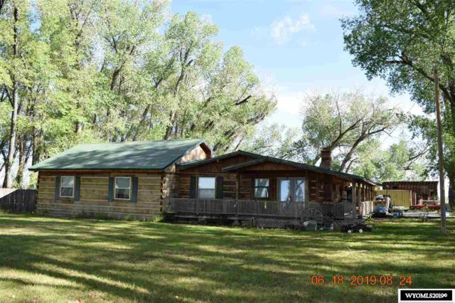 127 E 1st North Rd, Farson, WY 82932 (MLS #20191756) :: RE/MAX The Group