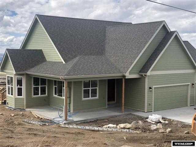 6482 Ridgecrest Road, Casper, WY 82604 (MLS #20191807) :: Lisa Burridge & Associates Real Estate