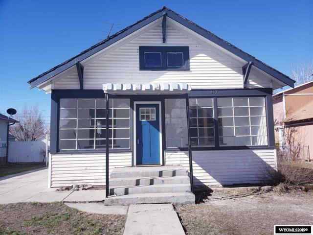 417 Sage St., Evanston, WY 82930 (MLS #20191817) :: Real Estate Leaders