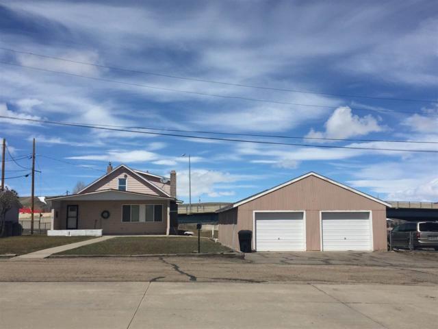 210 Quartz Street, Kemmerer, WY 83101 (MLS #20191838) :: Lisa Burridge & Associates Real Estate