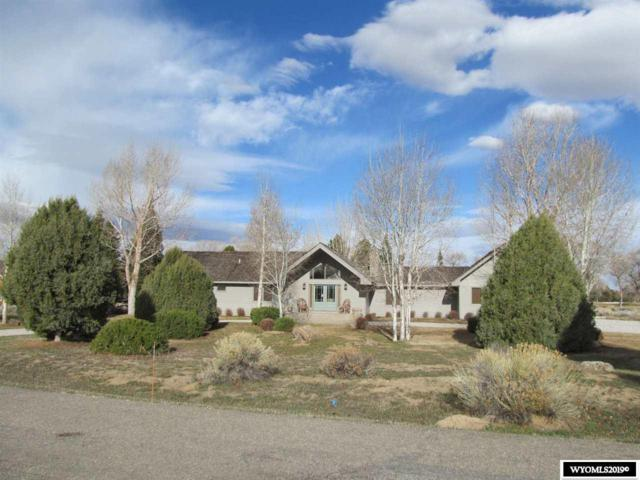 204 Arapahoe Drive, Saratoga, WY 82331 (MLS #20191841) :: Lisa Burridge & Associates Real Estate