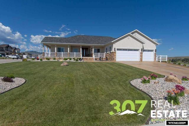142 White Tail Court, Buffalo, WY 82834 (MLS #20191855) :: Real Estate Leaders