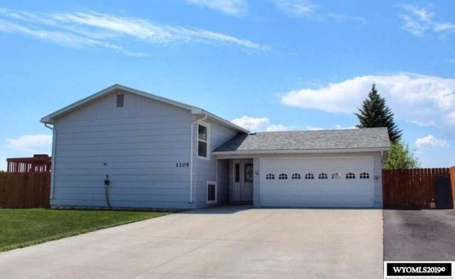 1105 Rochester Avenue, Saratoga, WY 82331 (MLS #20191900) :: RE/MAX The Group