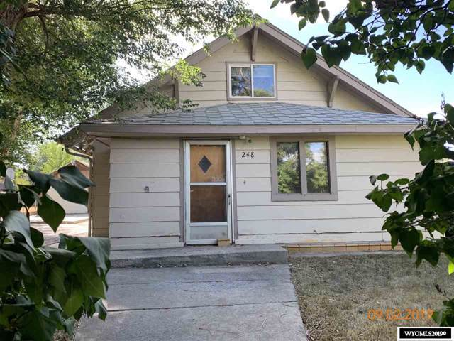 248 Williams Street, Evansville, WY 82636 (MLS #20191918) :: RE/MAX The Group