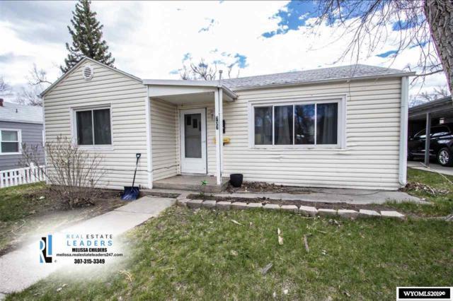 737 E 15th, Casper, WY 82601 (MLS #20191929) :: Lisa Burridge & Associates Real Estate
