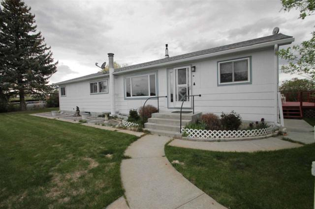 36 Lakeview Drive, Riverton, WY 82501 (MLS #20191936) :: RE/MAX The Group