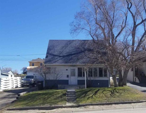 214 Spruce Street, Rawlins, WY 82301 (MLS #20191937) :: RE/MAX The Group