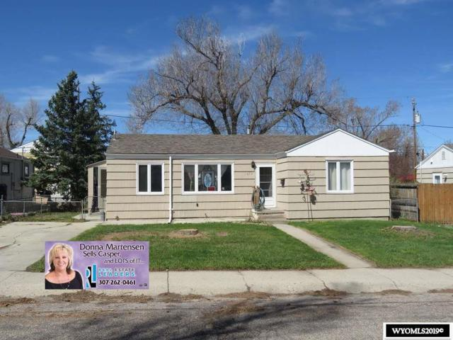 1434 Birch Street, Casper, WY 82601 (MLS #20192024) :: Lisa Burridge & Associates Real Estate