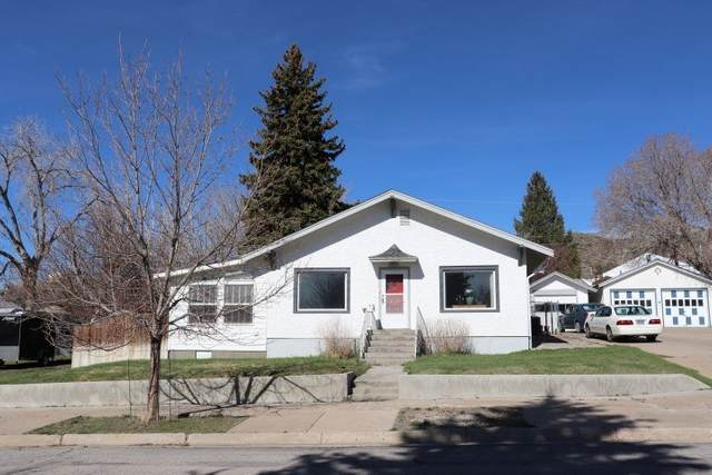 930 13th Street, Rawlins, WY 82301 (MLS #20192112) :: Lisa Burridge & Associates Real Estate