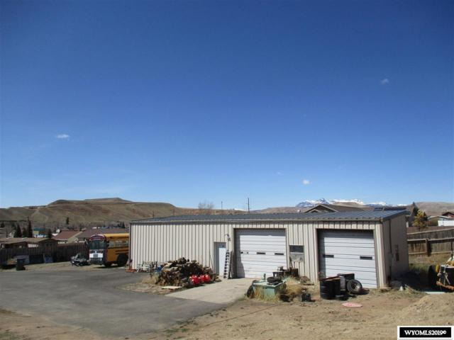 105 N Barber Street, Dubois, WY 82513 (MLS #20192143) :: RE/MAX The Group