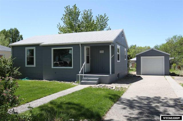 728 S 13th Street, Worland, WY 82401 (MLS #20192146) :: Real Estate Leaders
