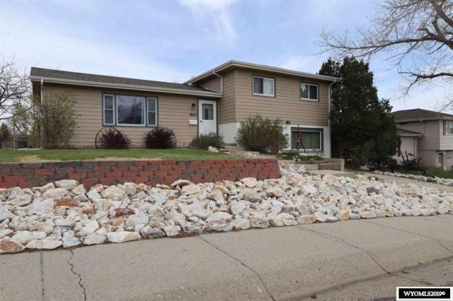 1840 Mariposa Boulevard, Casper, WY 82604 (MLS #20192181) :: RE/MAX The Group