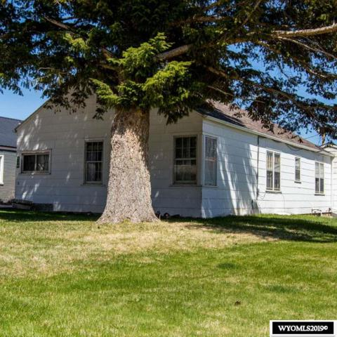 913 12th Street, Rawlins, WY 82301 (MLS #20192202) :: Real Estate Leaders