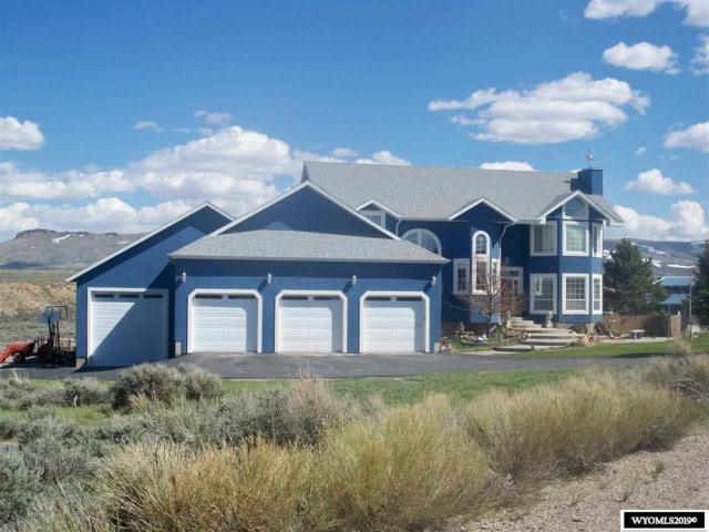 27 Warbonnet Road, Rock Springs, WY 82901 (MLS #20192213) :: RE/MAX The Group