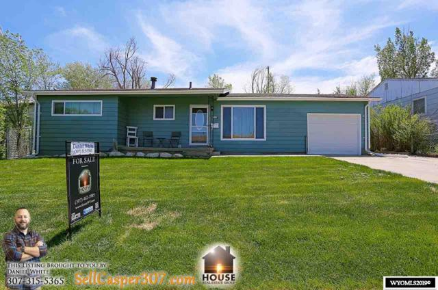 1761 Lennox, Casper, WY 82601 (MLS #20192230) :: RE/MAX The Group