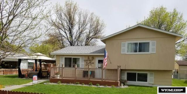 1405 Cheryl Sue, Riverton, WY 82501 (MLS #20192242) :: RE/MAX The Group