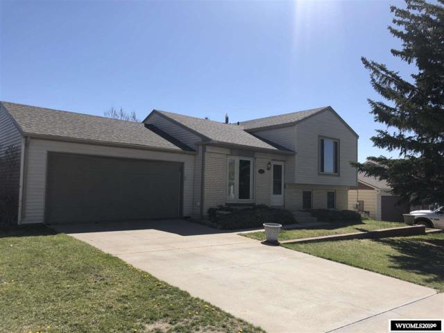 2601 Dunblane, Rawlins, WY 82301 (MLS #20192245) :: Real Estate Leaders