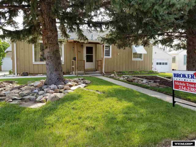 1656 Westridge Drive, Casper, WY 82604 (MLS #20192307) :: Real Estate Leaders