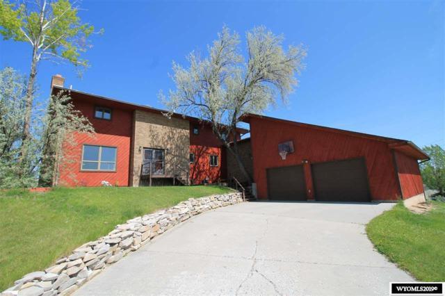 120 Mountain View Drive, Thermopolis, WY 82443 (MLS #20192341) :: Lisa Burridge & Associates Real Estate