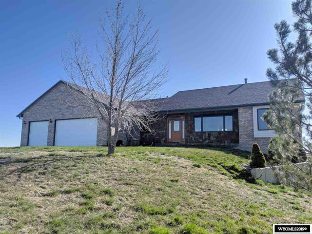 2542 Falling Star Loop, Cheyenne, WY 82009 (MLS #20192358) :: Real Estate Leaders
