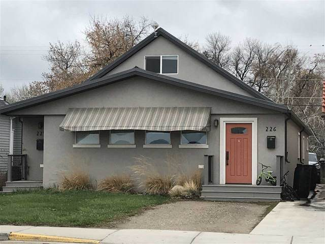 224 N Main Street, Buffalo, WY 82834 (MLS #20192438) :: RE/MAX The Group