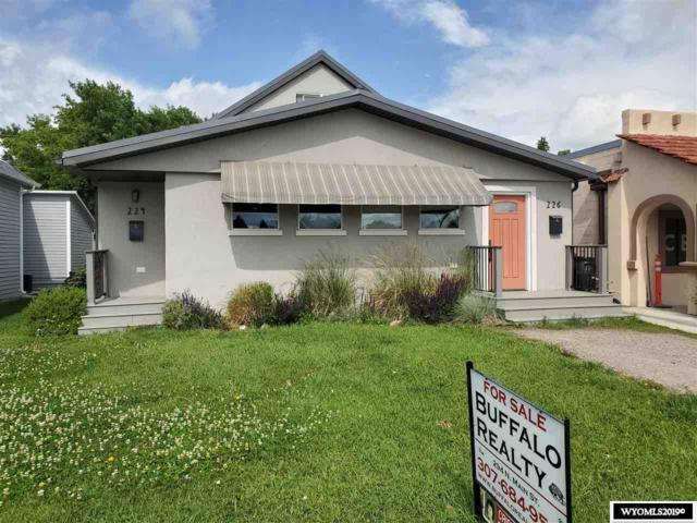 224 N Main Street, Buffalo, WY 82834 (MLS #20192439) :: RE/MAX The Group