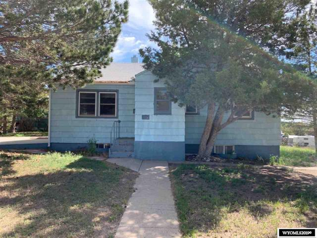 1323 Cherry Drive, Rawlins, WY 82301 (MLS #20192441) :: Real Estate Leaders